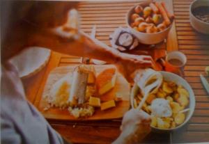 Classic fondue